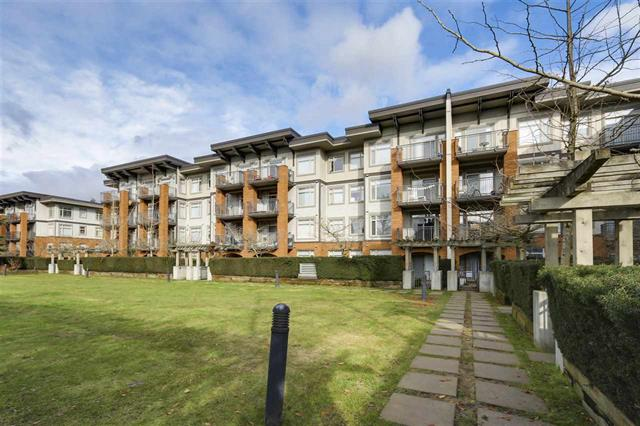 Main Photo: 219 2280 Wesbrook Mall in Vancouver: University VW Condo for sale (Vancouver West)  : MLS® # R2139488