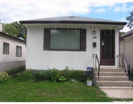 Main Photo: 1191 GARFIELD ST.: Residential for sale (West End)  : MLS® # 2714632
