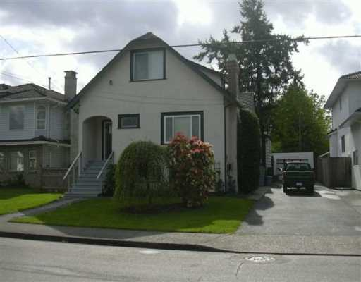 "Main Photo: 7974 GRAHAM AV in Burnaby: East Burnaby House for sale in ""East Burnaby"" (Burnaby East)  : MLS® # V586235"