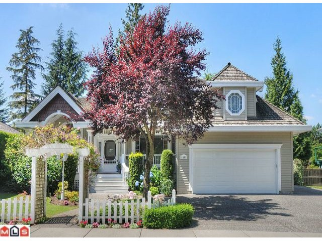 "Main Photo: 4451 212 Street in Langley: Brookswood Langley House for sale in ""Cedar Ridge"" : MLS® # F1218845"