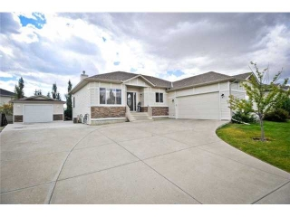 Main Photo: 72 CANOE Road: Airdrie Residential Detached Single Family for sale : MLS(r) # C3539294