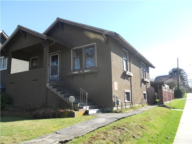 Main Photo: 2306 GRAVELEY ST in Vancouver: Grandview VE House for sale (Vancouver East)  : MLS(r) # V992637