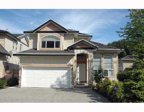Main Photo: 2039 BERKSHIRE Crest in Coquitlam: Westwood Plateau Home for sale ()  : MLS® # V720115