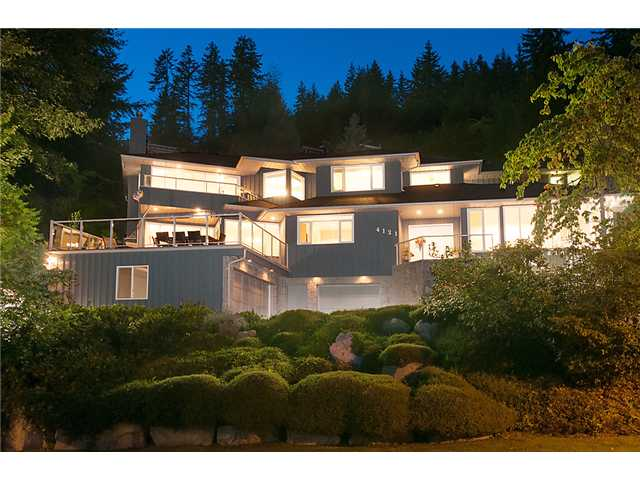 Main Photo: 4121 QUARRY Court in North Vancouver: Braemar House for sale : MLS® # V1025710