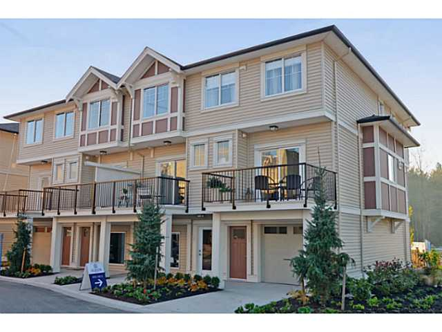 Main Photo: # 40 10151 240TH ST in Maple Ridge: Albion Townhouse for sale : MLS®# V1060750