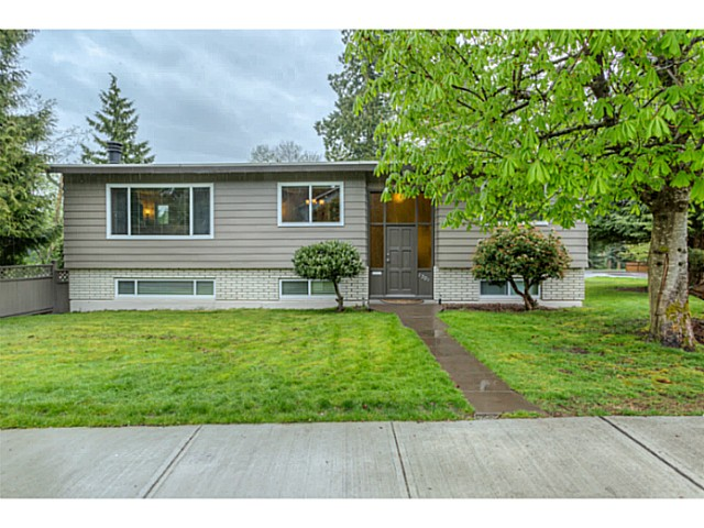 Main Photo: 1701 TAYLOR ST. in Port Coquitlam: Lower Mary Hill House  : MLS®# V1116563