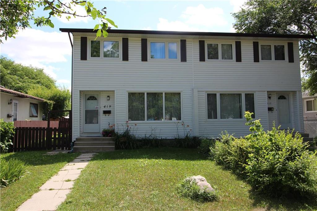 FEATURED LISTING: 419 Keenleyside Street Winnipeg