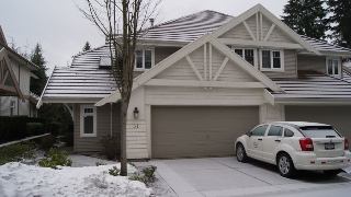 "Main Photo: 51 3405 PLATEAU Boulevard in Coquitlam: Westwood Plateau Townhouse for sale in ""PINNACLE RIDGE"" : MLS® # V985580"