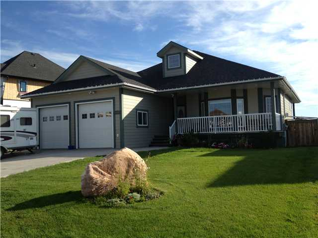 "Main Photo: 11111 88TH Street in Fort St. John: Fort St. John - City NE House for sale in ""WHISPERING WINDS"" (Fort St. John (Zone 60))  : MLS® # N230673"