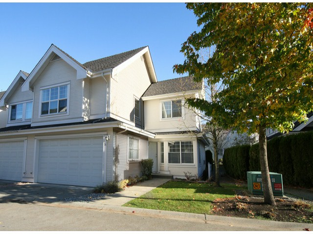 Main Photo: # 74 17097 64TH AV in Surrey: Cloverdale BC Townhouse for sale (Cloverdale)  : MLS®# F1326003