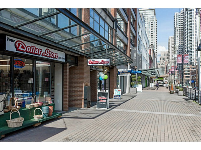 Photo 17: # 305 1066 HAMILTON ST in Vancouver: Yaletown Condo for sale (Vancouver West)  : MLS® # V1056942