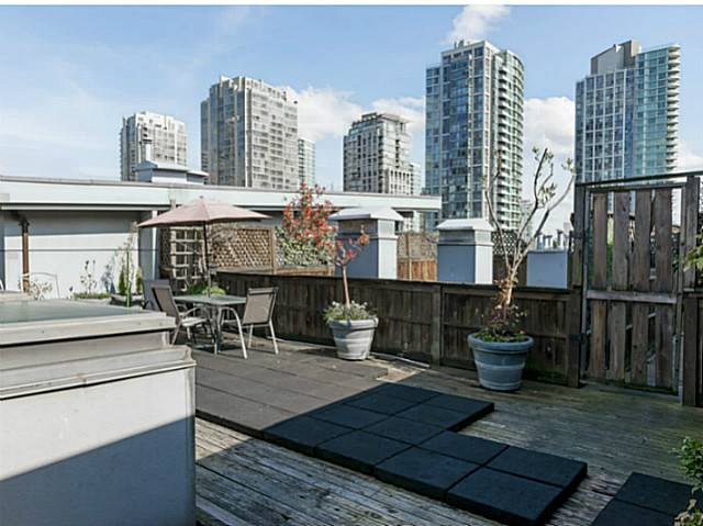 Photo 15: # 305 1066 HAMILTON ST in Vancouver: Yaletown Condo for sale (Vancouver West)  : MLS® # V1056942