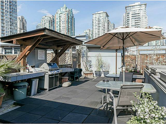 Photo 14: # 305 1066 HAMILTON ST in Vancouver: Yaletown Condo for sale (Vancouver West)  : MLS® # V1056942