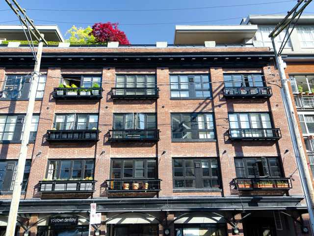 FEATURED LISTING: 305 - 1066 HAMILTON Street Vancouver