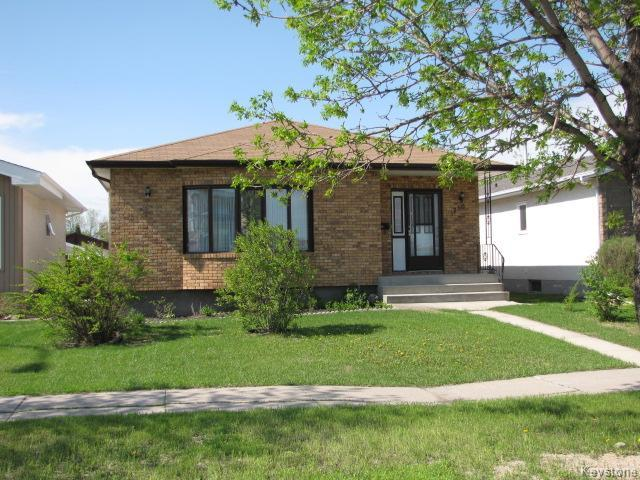 Main Photo: 1286 Leila Avenue in WINNIPEG: Maples / Tyndall Park Residential for sale (North West Winnipeg)  : MLS® # 1420267