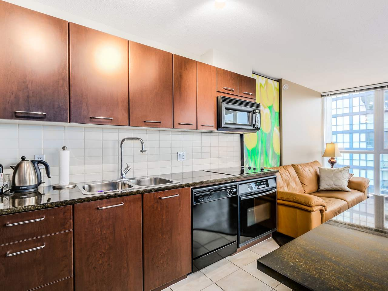 Photo 7: 2308 1155 SEYMOUR STREET in Vancouver: Downtown VW Condo for sale (Vancouver West)  : MLS® # R2026499