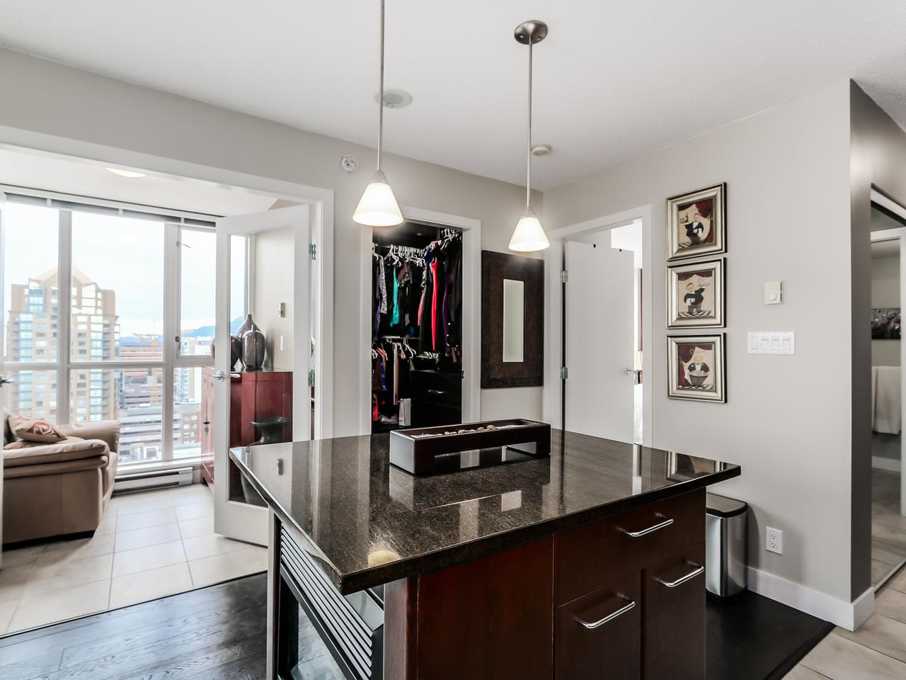 Photo 8: 2308 1155 SEYMOUR STREET in Vancouver: Downtown VW Condo for sale (Vancouver West)  : MLS® # R2026499