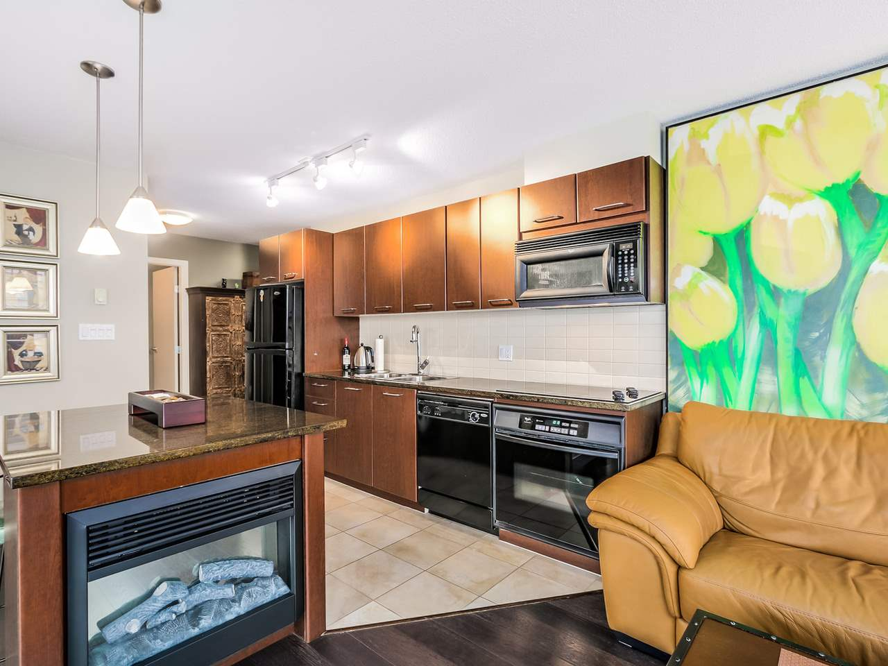 Photo 6: 2308 1155 SEYMOUR STREET in Vancouver: Downtown VW Condo for sale (Vancouver West)  : MLS® # R2026499