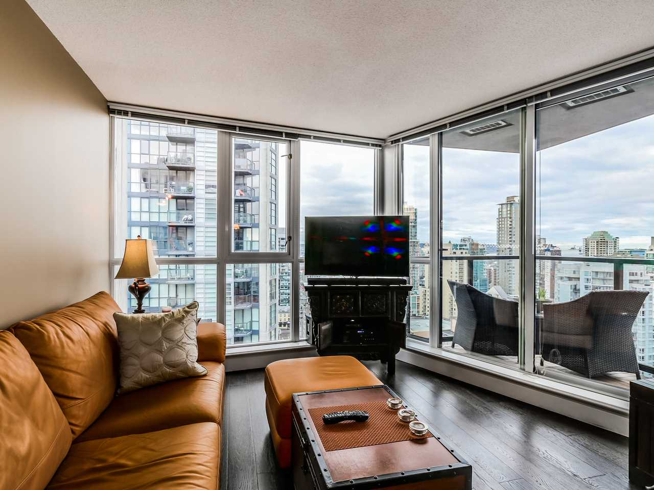 Main Photo: 2308 1155 SEYMOUR STREET in Vancouver: Downtown VW Condo for sale (Vancouver West)  : MLS® # R2026499