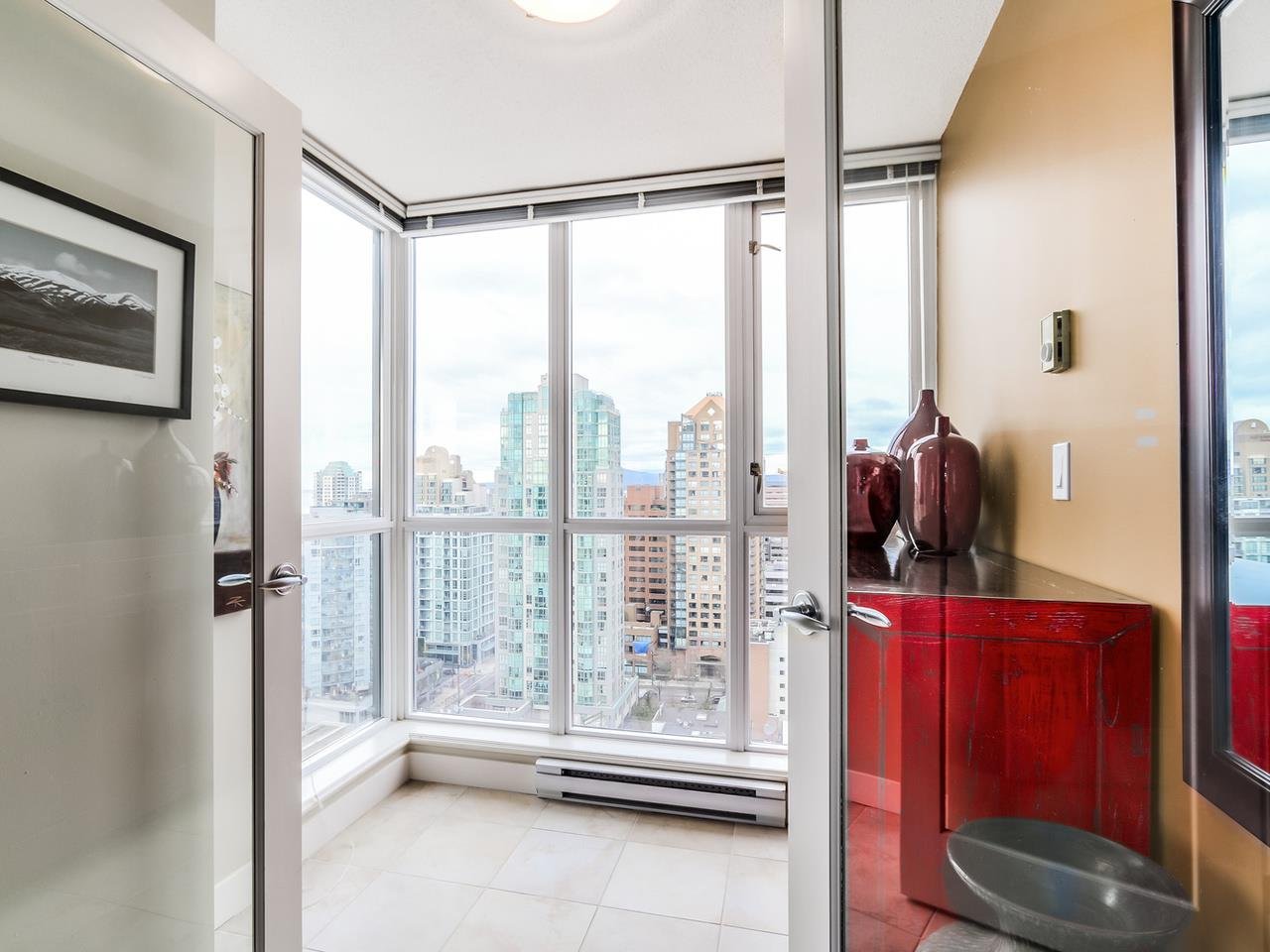 Photo 5: 2308 1155 SEYMOUR STREET in Vancouver: Downtown VW Condo for sale (Vancouver West)  : MLS® # R2026499