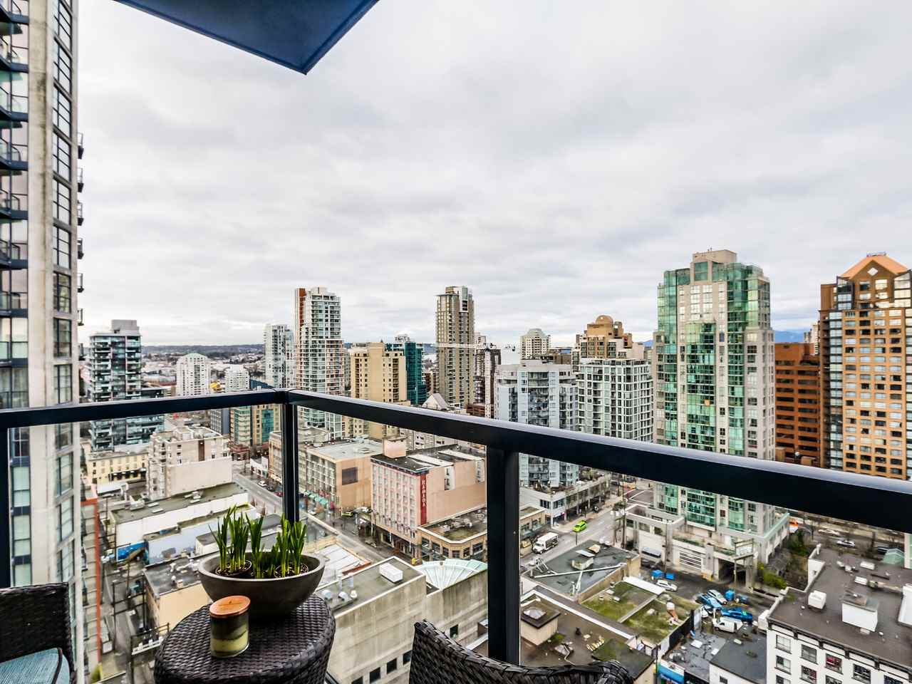 Photo 13: 2308 1155 SEYMOUR STREET in Vancouver: Downtown VW Condo for sale (Vancouver West)  : MLS® # R2026499