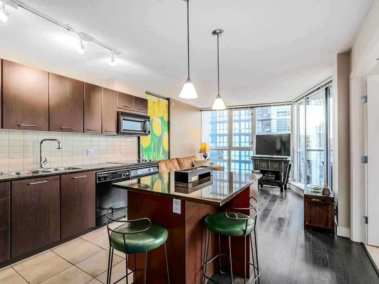 Photo 9: 2308 1155 SEYMOUR STREET in Vancouver: Downtown VW Condo for sale (Vancouver West)  : MLS® # R2026499