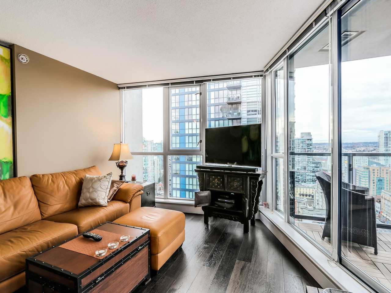 Photo 3: 2308 1155 SEYMOUR STREET in Vancouver: Downtown VW Condo for sale (Vancouver West)  : MLS® # R2026499
