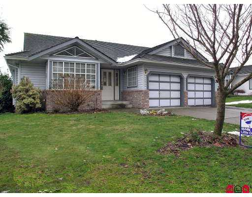"Main Photo: 2872 CROSSLEY Drive in Abbotsford: Abbotsford West House for sale in ""Elwood Estates"" : MLS® # F2626869"
