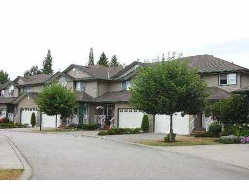 "Main Photo: 11358 COTTONWOOD Drive in Maple Ridge: Cottonwood MR Townhouse for sale in ""CARRIAGE LANE"" : MLS® # V627024"