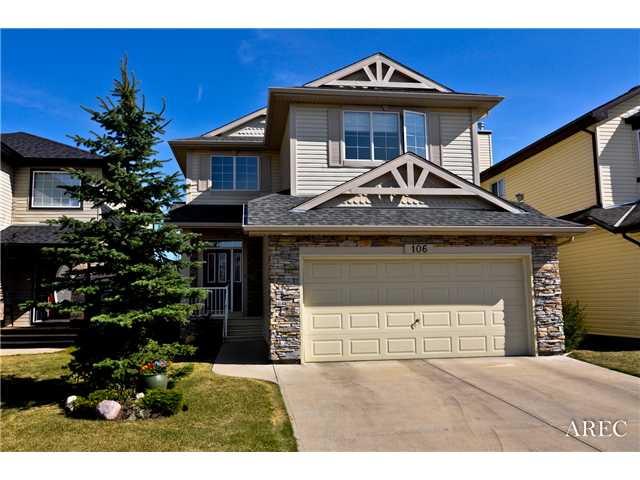 Main Photo: 106 WEST RANCH Place SW in CALGARY: West Springs Residential Detached Single Family for sale (Calgary)  : MLS® # C3540964