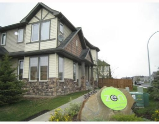 Main Photo: 501 2445 KINGSLAND Road SE: Airdrie Townhouse for sale : MLS® # C3391132