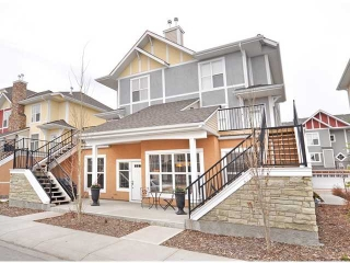 Main Photo: 120 WEST SPRINGS Road SW in : West Springs Townhouse for sale (Calgary)  : MLS(r) # C3565863