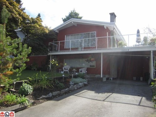 Main Photo: 11312 96TH Ave in N. Delta: Annieville Home for sale ()  : MLS® # F1124268