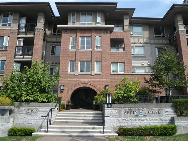 Main Photo: 405 3097 Lincoln Avenue in Coquitlam: New Horizons Condo for sale : MLS®# V1023880