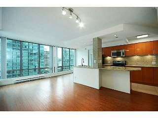 Main Photo: 1404 1288 W Georgia Street in Vancouver: West End VW Condo for sale (Vancouver West)  : MLS® # V1051406