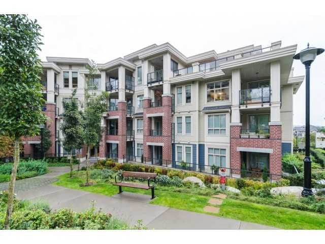 Main Photo: # 101 245 ROSS DR in New Westminster: Fraserview NW Condo for sale : MLS® # V1051080