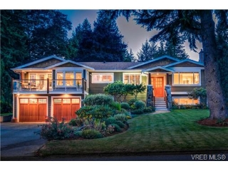 Main Photo: 4890 Sea Ridge Drive in VICTORIA: SE Cordova Bay Single Family Detached for sale (Saanich East)  : MLS® # 341078