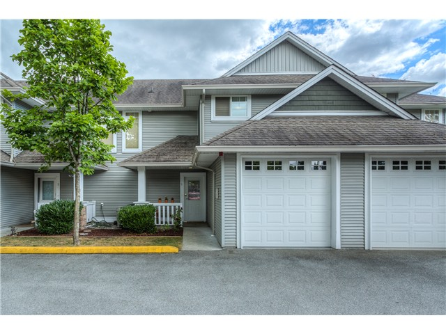 Main Photo: 6 19148 124th Ave. in Pitt Meadows: Mid Meadows Townhouse  : MLS®# V1129388