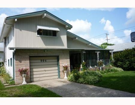 Main Photo: 994 SINCLAIR ST: Residential for sale (Garden City)  : MLS® # 2915150