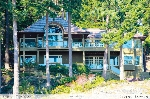 Main Photo: 1251 Fairweather Road in Bowen Island: Fairweather House for sale : MLS® # V1058136