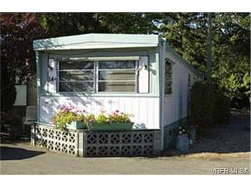Main Photo: 14A 2780 Spencer Road in VICTORIA: La Langford Lake Manu Single-Wide for sale (Langford)  : MLS® # 181379