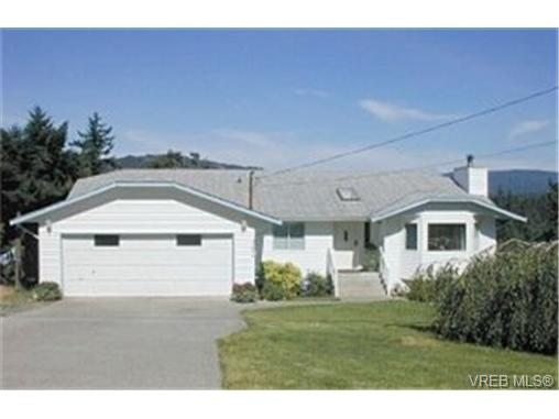 Main Photo: 3292 Jacklin Road in VICTORIA: La Walfred Single Family Detached for sale (Langford)  : MLS® # 190703