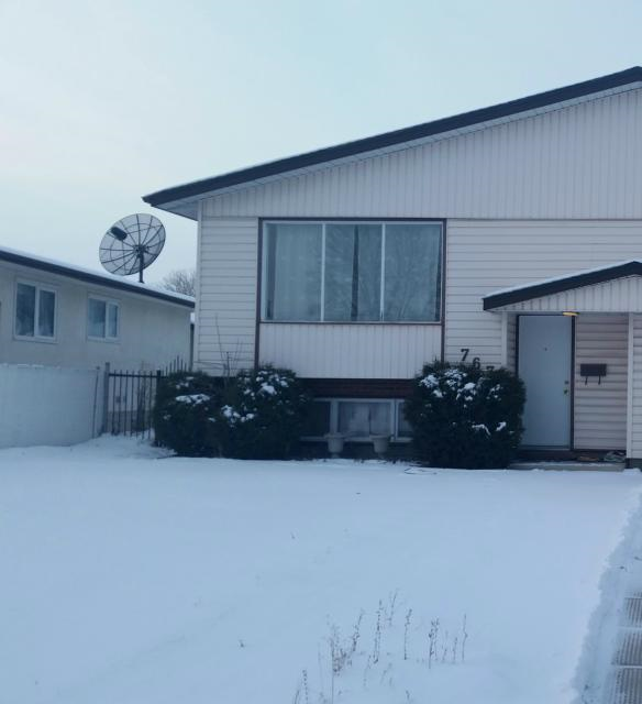 Main Photo: 767 Sheppard Street in Winnipeg: Single Family Attached for sale (Maples)  : MLS®# 1429333