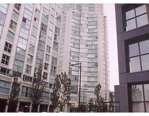 "Main Photo: B1101 1331 HOMER ST in Vancouver: Downtown VW Condo for sale in ""PACIFIC POINT"" (Vancouver West)  : MLS® # V529463"