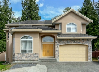 Main Photo: 8082 136A Street in Surrey: Bear Creek Green Timbers House for sale