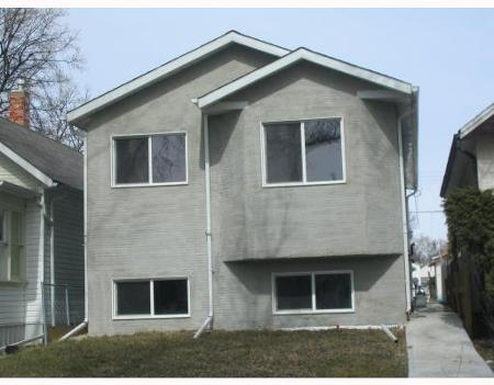 Main Photo: 565 MATHESON AVE.: Residential for sale (West Kildonan)  : MLS® # 2805286