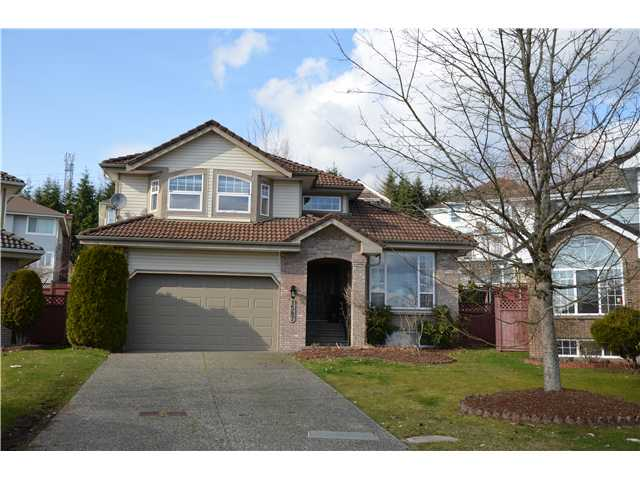 "Main Photo: 1587 MANZANITA Court in Coquitlam: Westwood Plateau House for sale in ""WESTWOOD PLATEAU"" : MLS® # V995234"