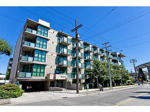 "Main Photo: 422 8988 HUDSON Street in Vancouver: Marpole Condo for sale in ""RETRO"" (Vancouver West)  : MLS® # V1009870"