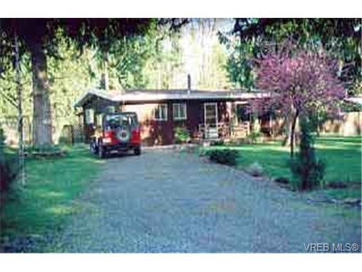 Main Photo: 181 Norton Road in SALT SPRING ISLAND: GI Salt Spring Single Family Detached for sale (Gulf Islands)  : MLS® # 121351