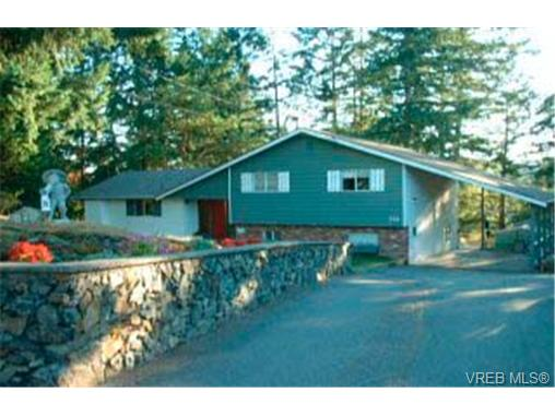 Main Photo: 321 Renart Place in VICTORIA: La Thetis Heights Single Family Detached for sale (Langford)  : MLS® # 169362
